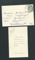 Faire Part De La Naissance De  Robert Drouineau à Poitiers Le 11/01/1901  Lp30708 - Birth & Baptism