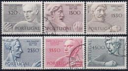 PORTUGAL 1971 Nº 1110/1115 USADO - Used Stamps