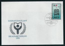 Ersttagsbrief Mit MiNr. 3353 (EF) Mit Ersttagsstempel 1085 BERLIN 24.07.90-11 - DDR