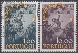 PORTUGAL 1973 Nº 1206/07 USADO - Used Stamps