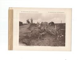 Ruine-la Ferme Constantine-champagne - War 1914-18