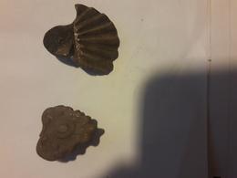 Boucle De Ceinturon Romain - Bronzes