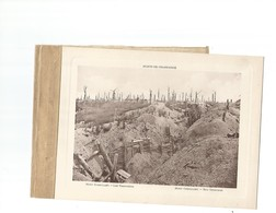 Tranchées-mont Cornillet-champagne - War 1914-18