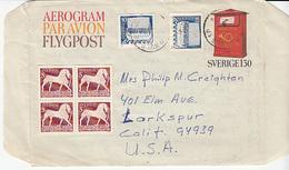 Sweden Cover, Post Box    (A-14 Special) - Suecia