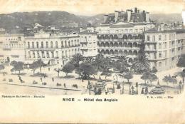 06 NICE HOTEL DES ANGLAIS - Nice