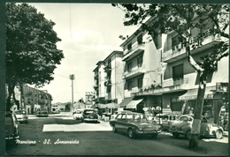 CARTOLINA - CV677 MANCIANO (Grosseto GR) SS. Annunziata, FG, Viaggiata 1966, Pieghine, Buone Condizioni - Grosseto