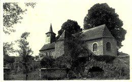 DOURBES   L' église. - Cul-des-Sarts