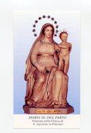 Palermo - Santino MARIA SANTISSIMA DEL PARTO - PERFETTO P91 - Religione & Esoterismo