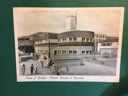 Cartolina Porto S. Giorgio - Colonia Principi Di Piemonte - 1954 Ca. - Macerata