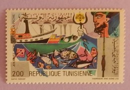 "TUNISIE  YT 1002  NEUFS (**) ANNEE 1983 "" JOURNEE MONDIALE DE L ALIMENTATION"" - Tunisia (1956-...)"