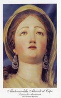 Palermo - Santino MADONNA DELLA MERCEDE AL CAPO (Girolamo Bagnasco, 1813) Patrona Del Mandamento - PERFETTO P91 - Religione & Esoterismo