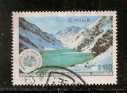 CHILI        OBLITERE - Chili