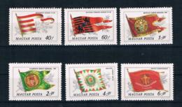 Ungarn 1981 Flaggen Mi.Nr. 3436/91 Kpl. Satz ** - Ungebraucht