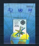 Ungarn 1982 UIT Block 167 ** - Ungebraucht