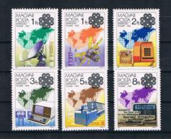 Ungarn 1983 Mi.Nr. 3636/41 Kpl. Satz ** - Ungebraucht