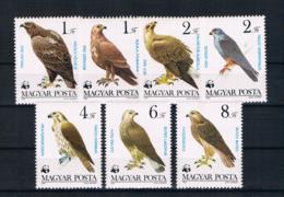 Ungarn 1983 Vögel Mi.Nr. 3624/30 Kpl. Satz ** - Ungebraucht