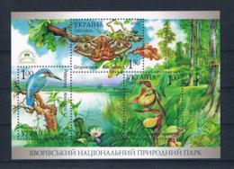 Ukraine 2003 Flora/Fauna Block 39 ** - Ukraine