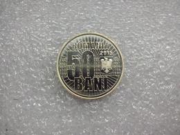 Romania  50 Bani  2015  , UNC - Roumanie