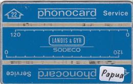 Papua L&G 03 161061  Used - Verenigde Staten