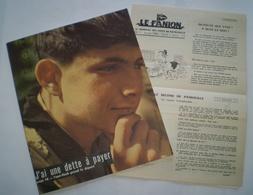 Revue Scout Avec Son Supplément Le Fanion , Le Journal Des Chefs De Patrouille , Janvier 1963 N° 3 - Religion