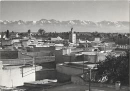 MARRAKECH - Panorama Avec Atlas - Marrakech