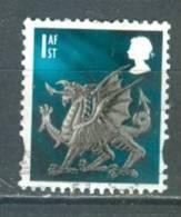 Wales, Yvert No 2499 + - Wales