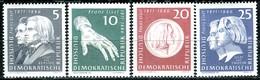 DDR - Mi 857 / 860 - ** Postfrisch (A) - Framz Liszt - Ungebraucht