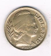 20 CENTAVOS  1949 ARGENTINIE /1269/ - Argentine