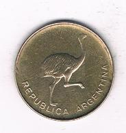 1 CENTAVOS  1987 ARGENTINIE /1270/ - Argentine