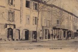TOURTOUR - La Place - France