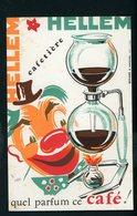 BUVARD:  CAFETIÈRE HELLEM Quel Parfum Ce Café! - Café & Thé