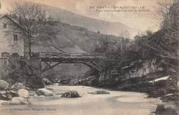 Châtillon De Ou En Michaille Canton Bellegarde Michaux 204 Pont Sur La Semine - Autres Communes
