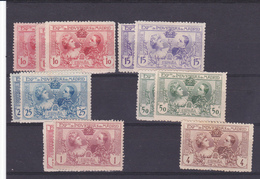 Lotje Spanje     Kaart A 441 - Timbres