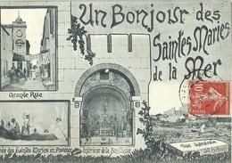 Un Bonjour Des Saintes Maries De La Mer - Souvenir De...