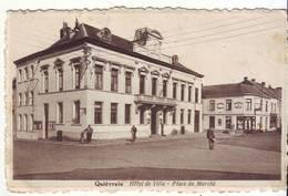 Cpa Quievrain  Hotel De Ville - Quiévrain