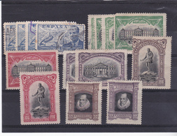 Lotje Spanje     Kaart A 449 - Timbres