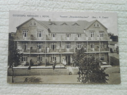 Cpa Ak Ostseebad Arendsee Meckl Pension Strandschlosschen 1912 - Kuehlungsborn