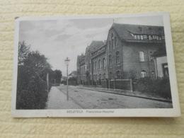 Cpa Ak Bielefeld Franziskus Hospital - Bielefeld