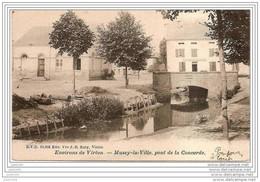 MUSSY - LA - VILLE ..-- MUSSON ..-- DVD 10353 . Pont Et Café De La Concorde . 1904 Vers PARIS ( Mme Francine RIMBERT ) - Musson