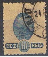 BRASIL 3 // YVERT 79 //  PÀIN DE SUCRE // 1894-04-93 // OBLITÉRÉ D'ÉPOQUE - Brasil