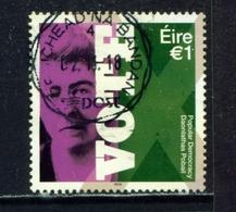 IRELAND - 2018 Vote 1 Euro  Used As Scan - 1949-... République D'Irlande