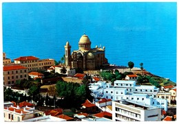 #655    Cathedral ''Our Lady Of Africa'' Of Algeries - ALGERIA, North Africa - Postcard - Eglises Et Cathédrales