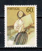 Portugal  1985 Yv. 1634* MH (2 Scans) - Neufs