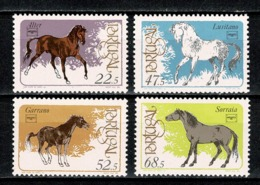 Portugal  1986 Yv. 1668/71* MH (2 Scans) - Neufs