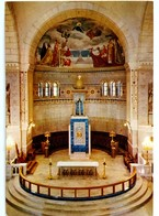#655   Altar Cathedral ''Our Lady Of Africa'' Of Algeries - ALGERIA, North Africa - Postcard - Eglises Et Cathédrales