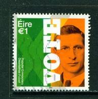 IRELAND - 2018 Vote 1 Euro  Used As Scan - 1949-... Republic Of Ireland