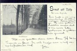 Velp - Hoofdstraat - 1901 - Velp / Rozendaal