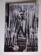 59 MALO-les-BAINS Statue De Notre-Dame Prière à N.D. Du Sacré-Coeur Espérance Des Désespérés - Malo Les Bains