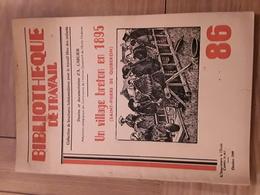 Bibliothèque De Travail N° 86 - Un Village Breton En 1895 ( Saint Pierre De Quiberon ) - Livres, BD, Revues