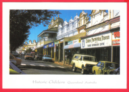 CHILDERS - Queensland AUSTRALIA '- SUP*  2 SCANS *** - Autres